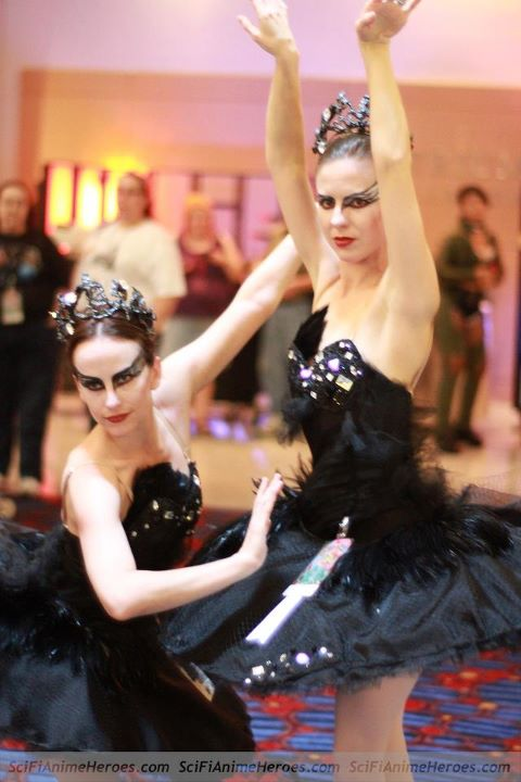 Double Black Swan @ DragonCon 2011